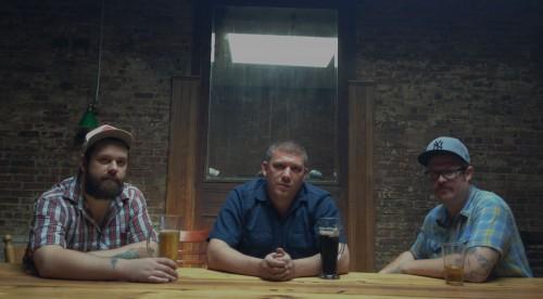 Wes Davis, Jason Kleinmann and Eric Austin